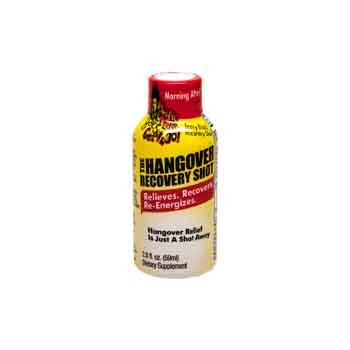 1010122 - Hangover Recovery Shot (2 oz.)