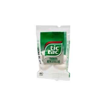 1010125 - Tic Tac Freshmints Packet