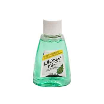 1221004 - Whispermint Mouthwash  (1.5 oz.)
