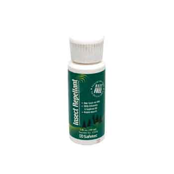 13506ST - Safetec Insect Repellent Botttle (2 oz.)