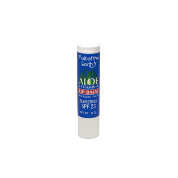 1881006 - Fruit of the Earth Lip Balm with SPF 23 Sunscreen (0.15 oz.)