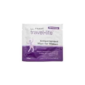 753545 - La Fresh Antiperspirant Wipe for Women