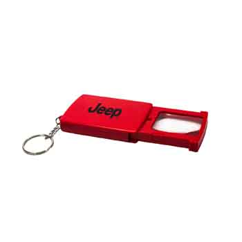 FT4170 - Lighted Magnifier Keychain