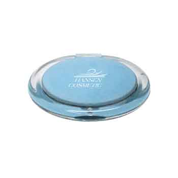 FT800 - Round Acrylic Compact Mirror
