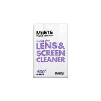 MS005 - Miists Pocket Essentials Lens & Screen Cleaner Spray (0.37 oz.)