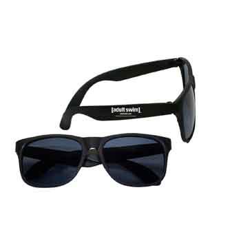 SG001B - Black Frame Sunglasses