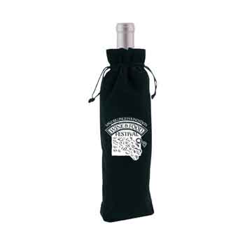 TR230 - Large Velour Drawstring Pouch