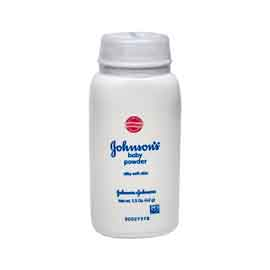 Johnson & Johnson Baby Powder (1.5 oz.)