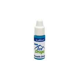 Icy Mint Ice Drops Breath Freshener