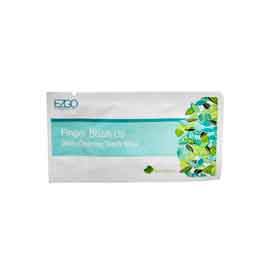 EZGO Finger Toothbrush Wipes
