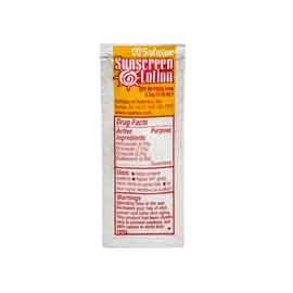 Safetec SPF 30 Sunscreen Packet