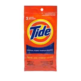 Tide Detergent Packet