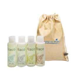 Natural Eco Amenity Kit