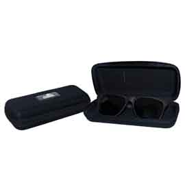 Sunglasses Case with Sunglasses