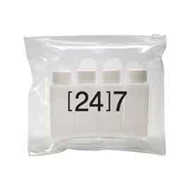 TSA Compliant Quart Case with Empty Bottle Set