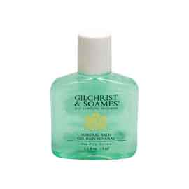 Gilchrist & Soames English Spa Mineral Bath Gel (1.1 oz.)