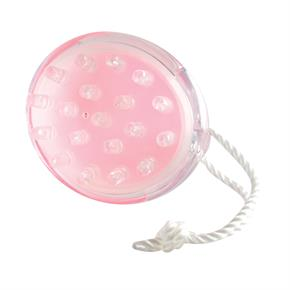 Pink Massager with White Handle