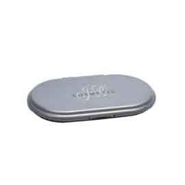 Small Compact Double Sided Mirror
