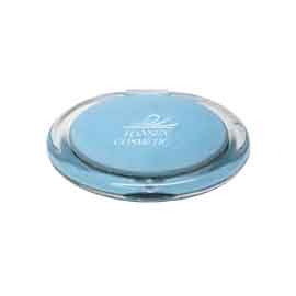 Round Acrylic Compact Mirror