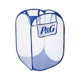 Folding Laundry Bag