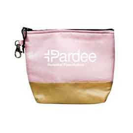 Insulated Cosmetic & Medication Bag