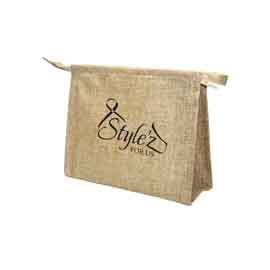 Natural Jute Amenity Bag