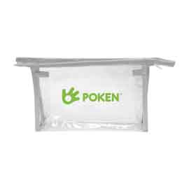 Classical Clear Amenity Bag