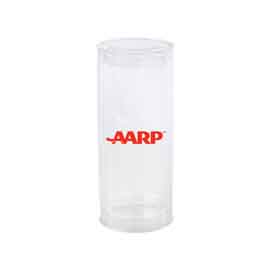 Clear Tube Container