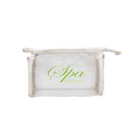 White Spa Bag