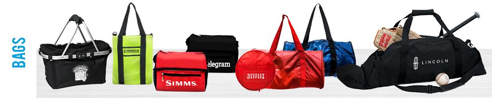 Backpacks, Duffles & Folding Bags